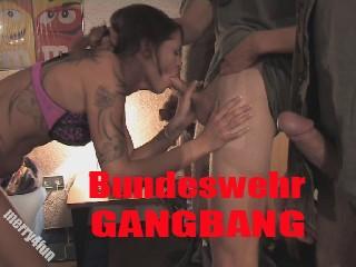 BUNDESWEHR GANGBANG