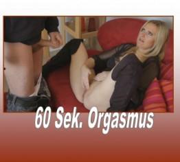 Outtake - 60 Sekunden-Orgasmus -