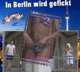 Berlin meine Fickstadt !!!