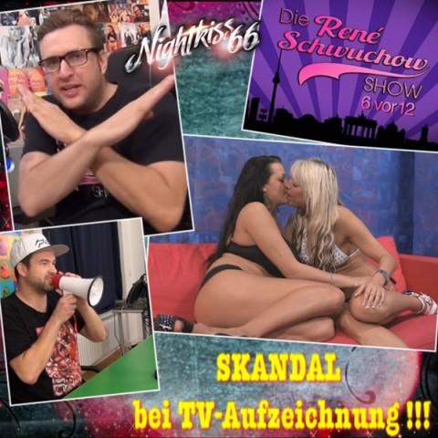 SKANDAL bei TV - AUFZEICHNUNG !