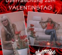 Überraschung zum VALENTINSTAG !!!