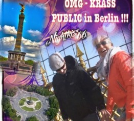 Public in Berlin - strafbar??