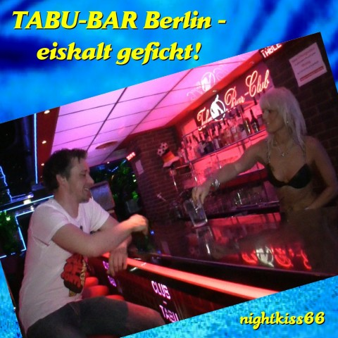 In der Tabu-Bar in Berlin-eiskalt gefick!!