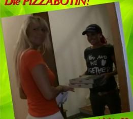 Die Pizzabotin...und dann DAS!!!!