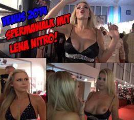 VENUS 2014 - SPERMAWALK mit krankem Finale!