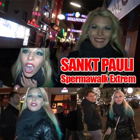 SANKT PAULI SPERMAWALK EXTREM