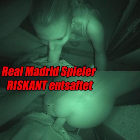 Real Madrid Spieler RISKANT entsaftet