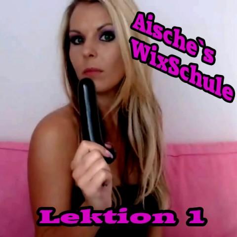 Aische`s Wix-Schule Lektion 1