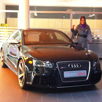 Audi - Vorsprung durch Ficktechnik