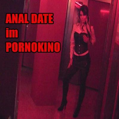 ANAL DATE im PORNOKINO !!!