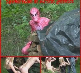 !!!SPIDERMAN IN DEN ARSCH GEFICKT!!!
