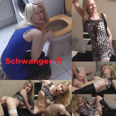 Schwanger nach geilem Party-Fick?!