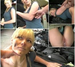 JUNGE, UNSCHULDIGE AZUBINE!! Hat sie das SOOO verdient??