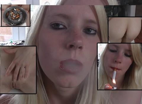 Kussmund-Rauchfetisch