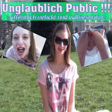 UNGLAUBLICH – öffentlich blank gefickt