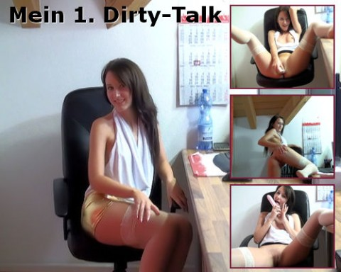 Mein 1. mal Dirty-Talk