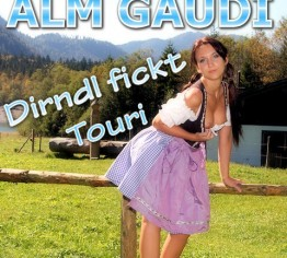 Alm Gaudi - Dirndl fickt Touri!!