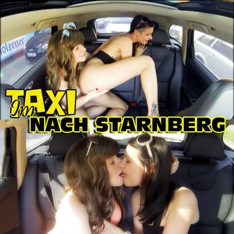 Im Taxi nach Starnberg