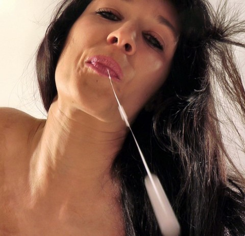 Spitting Mistress