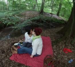 Das SektPicknick mit Miss-Doertie