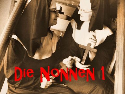 Lesbische Nonnen - Rollenspiel