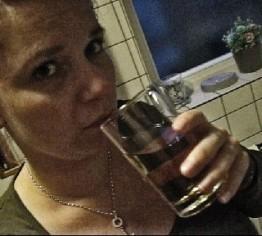 Mein erstes Glas Pisse