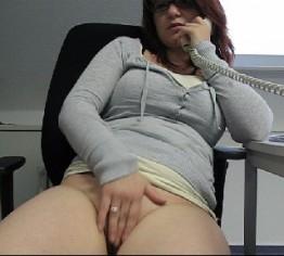 Perverse Überstunden im Büro!