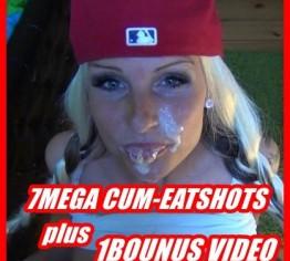 LILLIES SPERMAFRESSE 7 CUMSHOTS + 1 BONUS VIDEO