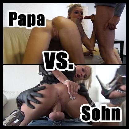 Krass PAPA vs. SOHN wer ist BESSER? Oral/Anal
