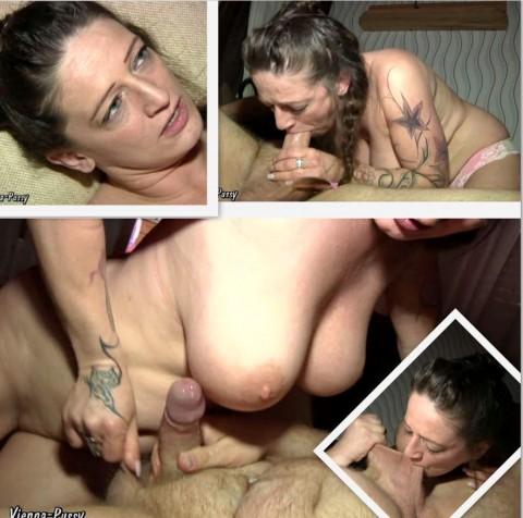 Tittenbesamung für Adrienne Kiss