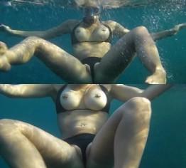 Knallharte Unterwassernippel