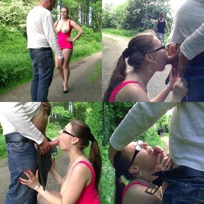 Mandelspülung mit Sperma