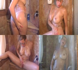 Der Abgang unter der Dusche