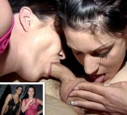 Celine & Cony: 2 Girls und 1 Schwanz