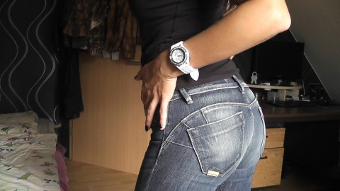 neue Jeans Salsa Fit