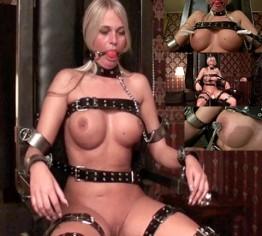 BDSM! Titten und Fotzen Folter!