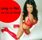 LADY IN RED - The Hot Girl Show