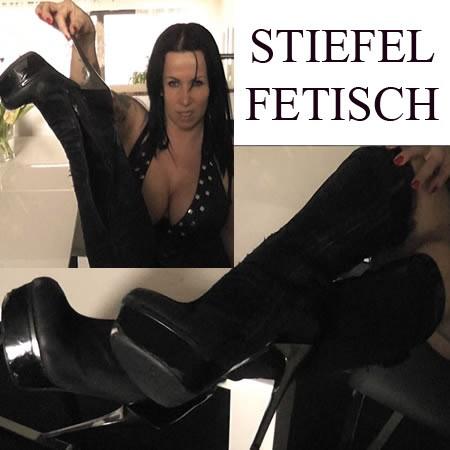 Special...für STIEFEL Fetischisten...!!!
