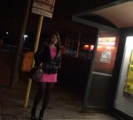 KRASS!!! Vom Fremden an der Bushaltestelle gefickt