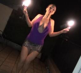 Silvesterschlampe - 3er mit bösem Ende!