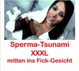 Sperma-Tsunami XXXL, OMGoodness!!!
