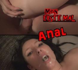Mein ERSTES MAL ANAL!!