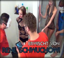 SCHOCK! Von Rene Schwuchow erwischt!