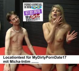 EXCLUSIV | LOCATIONTEST FÜR PORNDATE AM 07.02.15