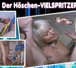 Der Höschen-Vielspritzer - 3er Orgasmus!