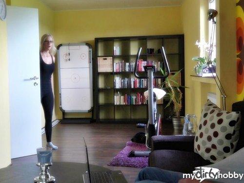 Stiefbruder beim Webcam Wichsen erwischt!