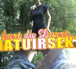 "NATURSEKT | Hast ""DU"" Durst?"