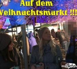 Neulich auf´m Weihnachtsmarkt !