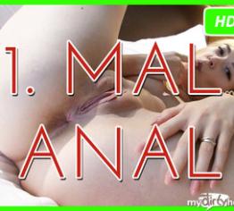 1. Mal ANAL gefingert !!!