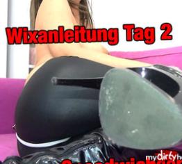 """Wixanleitung Tag 2 """"SPEEDWIXXEN"""""""